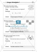 Multiplikation: Rechenübungen und Sachaufgaben Preview 8