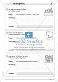 Division: Rechnungen mit Rest und Textaufgaben Preview 12