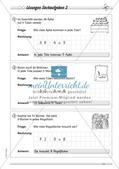 Division: Rechnungen mit Rest und Textaufgaben Preview 13