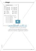 Division: Rechnungen mit Rest und Textaufgaben Preview 17