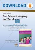 Zehnerübergang: Addition und Subtraktion im Zahlenraum 20 Preview 1