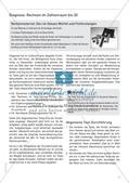 Diagnosetest: Grundrechenarten im Zahlenraum 20 Preview 3