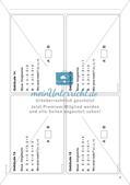 Zählen: Gebäude als Lernanlass Preview 10