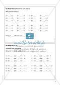 Kopfrechnen bis 10 und Zahlen ordnen Preview 6