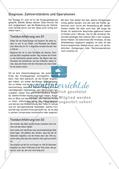 Diagnose: Zahlverständnis und Operationen Preview 3