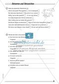 Wort und Wortarten: Satzarten, -zeichen und -glieder Preview 6