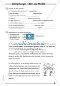 Wort und Wortarten: Satzergänzungen Preview 6