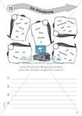 Übungen zu Sätze, Satzbau und Worte Preview 4