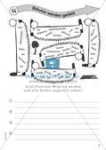 Übungen zu Sätze, Satzbau und Worte Preview 7