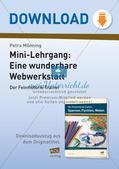 Feinmotorisches Training: Weben Preview 1