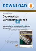 Codeknacker: Längen und Flächen Preview 1