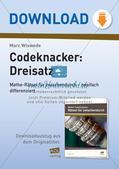 Codeknacker: Dreisatz Preview 1