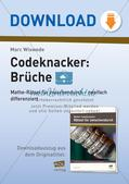 Codeknacker: Brüche Preview 1