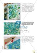 Stempeln und Drucken: Die Margeritenwiese Preview 15