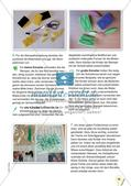 Stempeln und Drucken: Die Margeritenwiese Preview 16