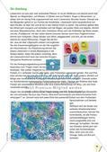 Stempeln und Drucken: Fliegende Schirmchen Preview 13