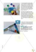 Stempeln und Drucken: Fliegende Schirmchen Preview 14