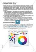Stempeln und Drucken: Fliegende Schirmchen Preview 4