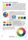 Stempeln und Drucken: Fliegende Schirmchen Preview 5