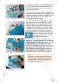 Stempeln und Drucken: Lustige Hummel Preview 15