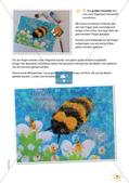 Stempeln und Drucken: Lustige Hummel Preview 18