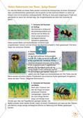 Stempeln und Drucken: Lustige Hummel Preview 19