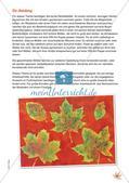 Stempeln und Drucken: Das Herbstlaub Preview 13