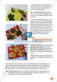 Stempeln und Drucken: Das Herbstlaub Preview 14