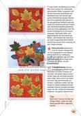 Stempeln und Drucken: Das Herbstlaub Preview 15