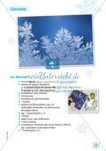 Stempeln und Drucken: Eiskristalle Preview 11