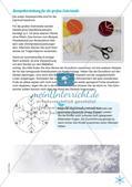Stempeln und Drucken: Eiskristalle Preview 13