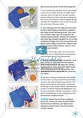 Stempeln und Drucken: Eiskristalle Preview 14