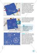 Stempeln und Drucken: Eiskristalle Preview 15