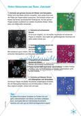 Stempeln und Drucken: Eiskristalle Preview 16
