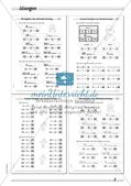 Addition und Subtraktion im Zahlenraum bis 100: Teil 1 Preview 11