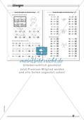 Addition und Subtraktion im Zahlenraum bis 100: Teil 1 Preview 12