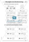 Addition und Subtraktion im Zahlenraum bis 100: Teil 1 Preview 7