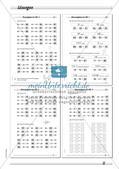 Addition und Subtraktion im Zahlenraum bis 100: Teil 2 Preview 14