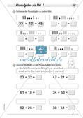 Addition und Subtraktion im Zahlenraum bis 100: Teil 2 Preview 7