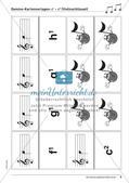 Musiktheorie-Spiele: Violin- und Bassschlüssel-Domino Preview 11