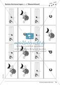Musiktheorie-Spiele: Violin- und Bassschlüssel-Domino Preview 12