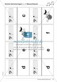 Musiktheorie-Spiele: Violin- und Bassschlüssel-Domino Preview 13