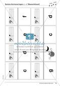 Musiktheorie-Spiele: Violin- und Bassschlüssel-Domino Preview 14