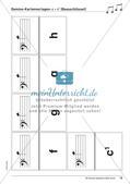 Musiktheorie-Spiele: Violin- und Bassschlüssel-Domino Preview 17