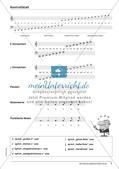 Musiktheorie-Spiele: Violin- und Bassschlüssel-Domino Preview 3