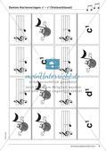 Musiktheorie-Spiele: Violin- und Bassschlüssel-Domino Preview 6