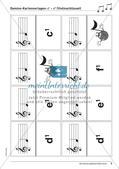 Musiktheorie-Spiele: Violin- und Bassschlüssel-Domino Preview 7