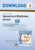 Musiktheorie-Spiele: Rhythmus Preview 1