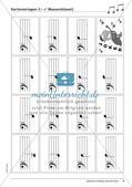 Musiktheorie-Spiele: Dreiklänge Preview 6