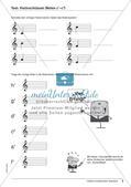 Musiktheorie-Spiele: Lernzielkontrollen Preview 4